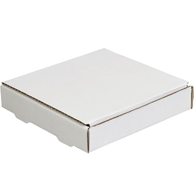 Literature Mailers, 6 x 6 x 1 1/4, White, 50/Bundle (ML661)