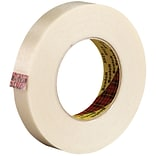 3M™ Scotch  8919 Strapping Tape; 3/4 x 60 yds., Clear, 48/Case (74051-7)