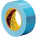 3M™ Scotch  8896 Strapping Tape; 2 x 60 yds., Blue, 24/Case (42395-6)