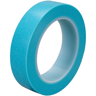3M™ Scotch  4737T Masking Tape, 1 x 36 yds., Blue, 3/Case (T9354737T3PK)