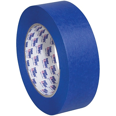 Tape Logic 3000 Painters Tape, 1 1/2 x 60 Yards, Blue, 24/Case (T9363000)