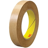 3M™ 463 Adhesive Transfer Tape; Hand Rolls, 3/4 x 60 yds., Clear, 48/Case (03228-8)