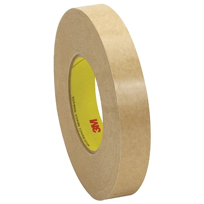3M™ 9498 Adhesive Transfer Tape, Hand Rolls, 1 x 120 yds., Clear, 6/Case (T96594986PK)