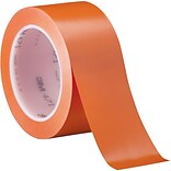 3M™ 471 Vinyl Tape, 2 x 36 yds., Orange, 24/Case (04312-3)