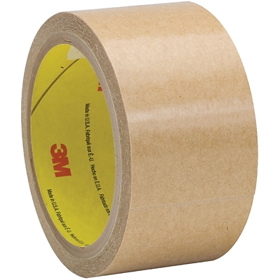 3M™ 927 Adhesive Transfer Tape, Hand Rolls, 2 x 60 yds., Clear, 24/Case (03803-7)