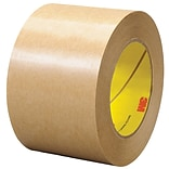 3M™ 465 Adhesive Transfer Tape; Hand Rolls, 3 x 60 yds., Clear, 1/Case (T9684651PK)