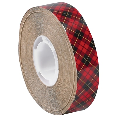 3M™ Scotch  926 Adhesive Transfer Tape, 1/2 x 36 yds., Clear, 72/Case (62735-4)