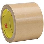 3M™ 950 Adhesive Transfer Tape, Hand Rolls, 3 x 60 yds., Clear, 12/Case (05457-0)