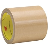 3M™ 9458 Adhesive Transfer Tape, Hand Rolls, 4 1/4 x 60 yds., Clear, 3/Case (95959-3)