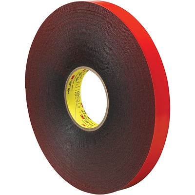 3M™ 4611 VHB™ Tape, 1 x 5 yds., Gray, 1/Case (VHB461101R)
