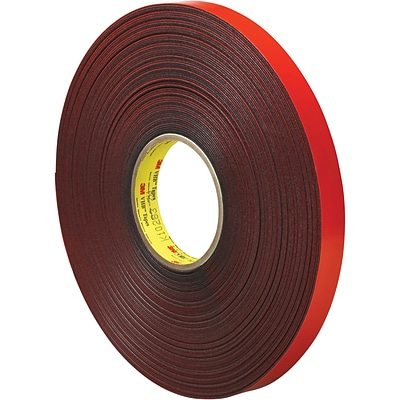 3M™ 4611 VHB™ Tape, 3/4 x 5 yds., Gray, 1/Case (VHB461134R)