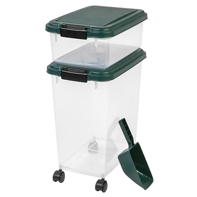 Remington® 3- Piece Airtight Container Combo, Green (296150)