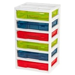 IRIS® 6-Case Activity Chest with Organizer Top (150300)