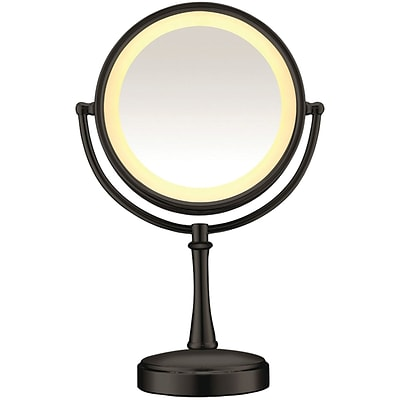 CONAIR BE87MB Touch-Control Lighted Mirror