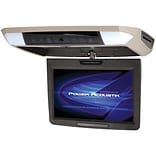 Power Acoustik 11.2 Ceiling-mount Swivel DVD Entertainment System With IR & FM Transmitters & 3 Int