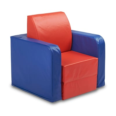 ECR4Kids SoftZone® Convertible Kids Club Chair (ELR-12680)