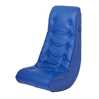 ECR4Kids Soft Rocker - Blue (ELR-15650-BL)