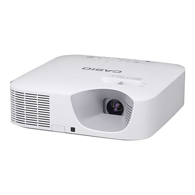 Casio® Advanced XJ-F10X XGA DLP Projector; White