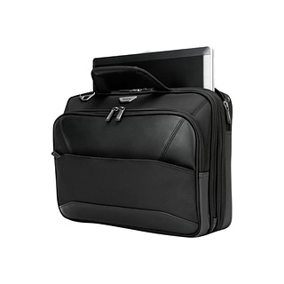 Targus® Mobile ViP Black 15.6 Notebook Carrying Case (PBT264)