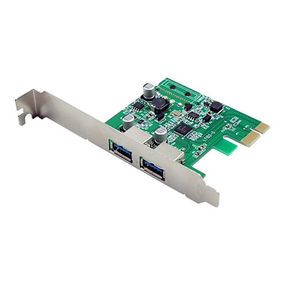 VisionTek® 900869 2-Port USB 3.0 x1 PCIe Internal Card for PCs and Servers