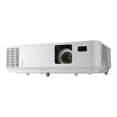 NEC NP-VE303X XGA Portable 3D Ready DLP Projector; White