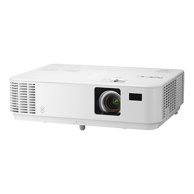 NEC NP-VE303 SVGA Portable 3D Ready DLP Projector; White