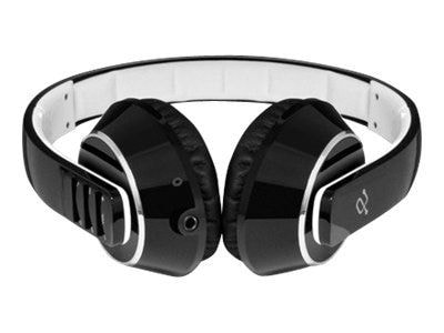 Aluratek ABH01F Refurbished Wireless Over the Head Headset; Black