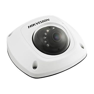 Hikvision® DS-2CD2542FWD-IS Wired Mini Dome Network Camera; 2.8 mm Focal Length