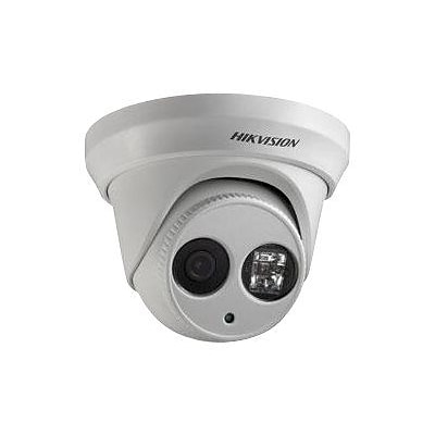 Hikvision® DS-2CD2342WD-I Wired/Wireless EXIR Turret Network Camera; 4 mm Focal Length