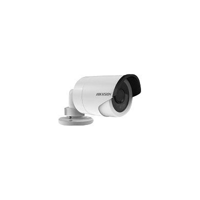 Hikvision® DS-2CD2012-I Wired Outdoor Fixed Mini Bullet Network Camera; 4 mm Focal Length