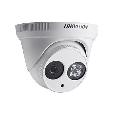 Hikvision® DS-2CE56D5T-IT3 Wired Outdoor Turret Surveillance Camera; 2.8 mm Focal Length