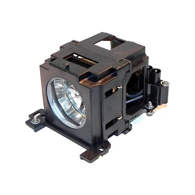 eReplacements Premium Power Projector Replacement Lamp for Hitachi CP-S240; Black (DT00731-ER)