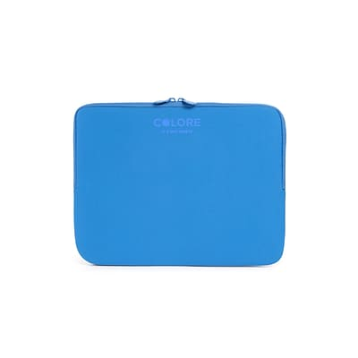 Tucano Blue Colore Second Skin Sleeve; up to 12 Notebooks (BFC1112-B)