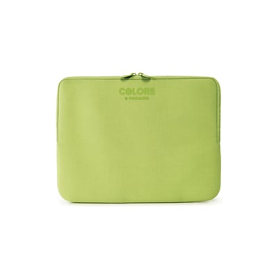 Tucano Green Colore Second Skin Sleeve; up to 12 Notebooks (BFC1112-V)
