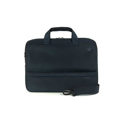 Tucano Dritta Black Slim Bag, up to 13 Notebooks/15 MacBook Pro (BDR1314-B)