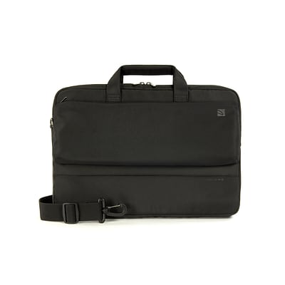 Tucano Dritta Black Slim Bag, up to 15 Notebooks/15 MacBook Pro (BDR15)