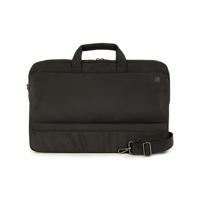 Tucano Dritta Black Slim Bag, up to 17 Notebooks/15 MacBook Pro (BDR17)