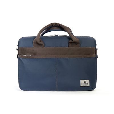 Tucano Shine Slim Blue Business Bag, up to 15 Ultrabooks/15 MacBook Pro (BSHINE15S-B)