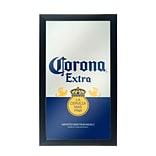 Corona Framed Mirror Wall Plaque 15 x 26 Inches - Can  (CRN1500-CAN)