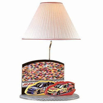 Aurora Lighting Incandescent Novelty Table Lamp - Multi-Colored (STL-LTR800231)