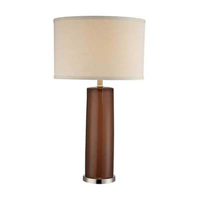 Aurora Lighting Incandescent Table Lamp - Polished Steel (STL-LTR456759)
