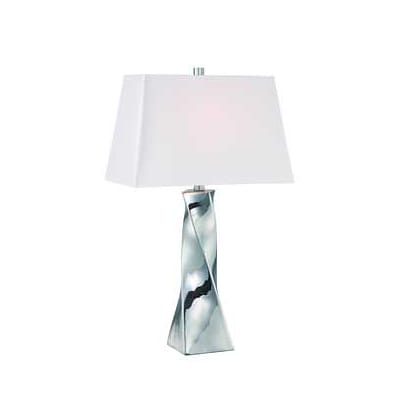 Aurora Lighting CFL Table Lamp - Polished Chrome (STL-LTR460510)