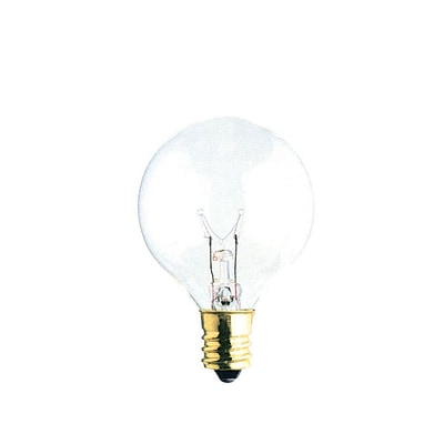 Bulbrite INC G12 40W Dimmable Clear 2700K Warm White 25PK (301040)