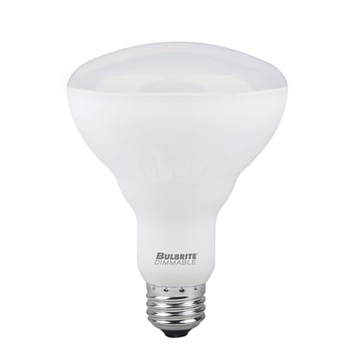 Bulbrite LED BR30 16.5W Dimmable 2700K Warm White 110D 1PK (772810)