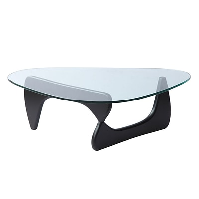 Fine Mod Imports Tribeca Coffee Table, Black (FMI1119-black)