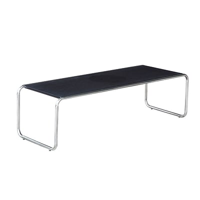 Fine Mod Imports Nesting Table Long, Black (FMI1205-black)
