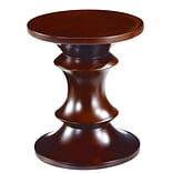Fine Mod Imports Walnut Stool Style A, Walnut (FMI9991A-walnut)
