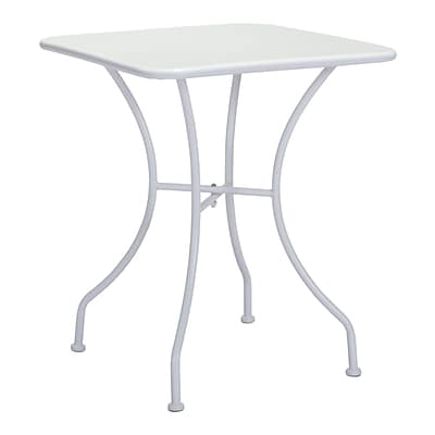 Zuo Modern Oz Dining Square Table White (WC703604)