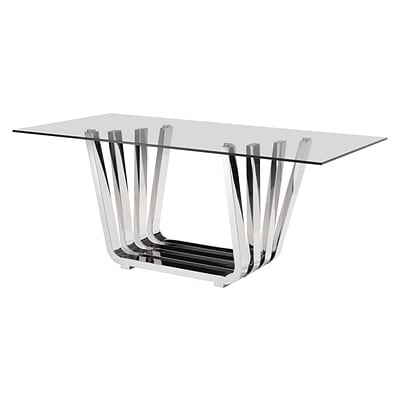 Zuo Modern Fan Dining Table (WC100325)