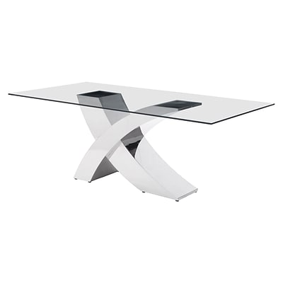 Zuo Modern Wave Dining Table (WC100350)